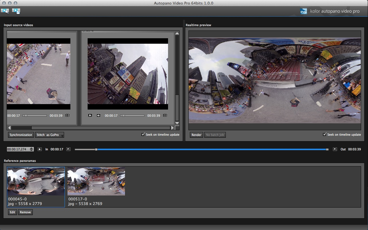 360 video editing software