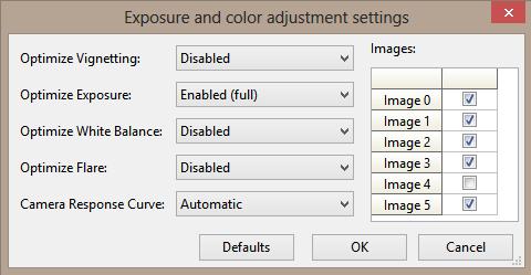 PTGui_Exposure_setting