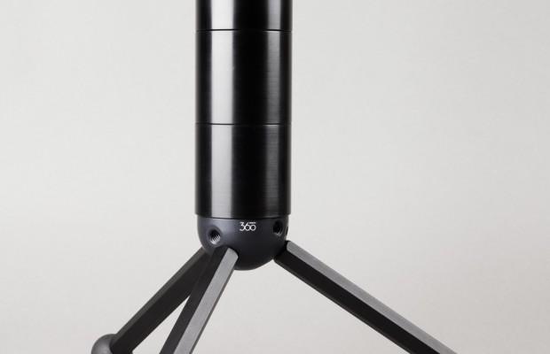 F360 BasicBall tripod